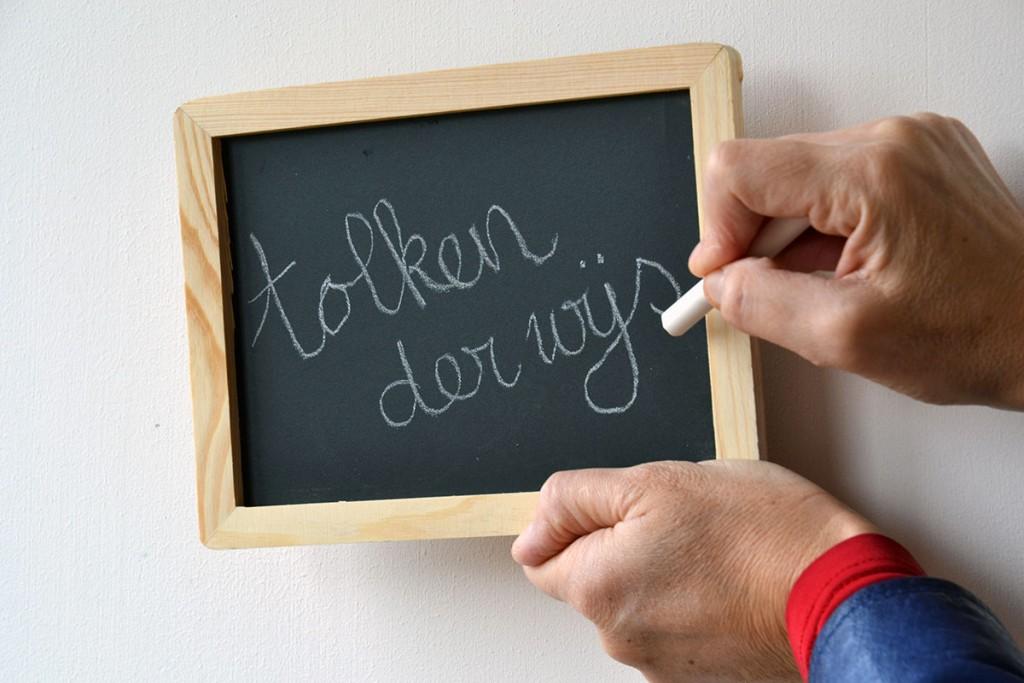 Trainingstraject 'TolkenderWijs in Onderwijs'